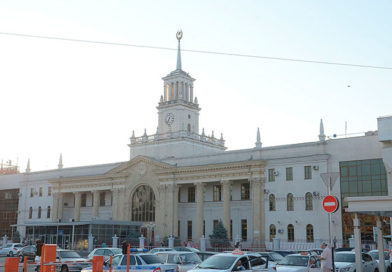 Вокзал Краснодар-1